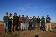 North East Pastoral NRM Group Grader Workshop.<br/>