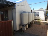 Strengthen rainwater tanks at Eurardy reserve<br/>