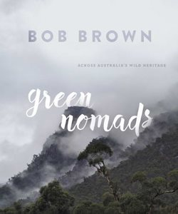 Bob Brown's 'Green Nomads' book cover