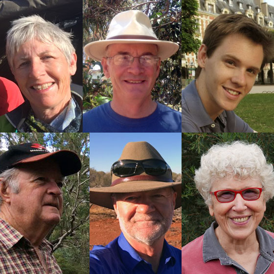 Members of our Volunteer Advisory Committee