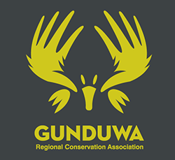 The Gunduwa Regional Conservation Association Logo.