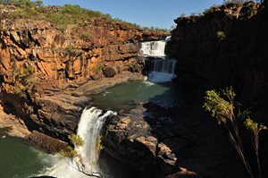 Punami Uunpuu (Mitchell Falls) is one of the iconic tourist destinations on Wunambal Gaambera Country.