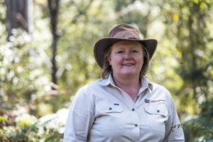 Bush Heritage CEO Heather Campbell