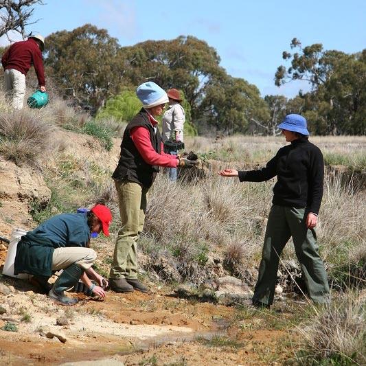 Volunteers - Bush Heritage Australia